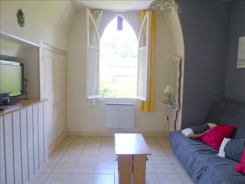 Vente appartement Honfleur 83000€ - Photo 1