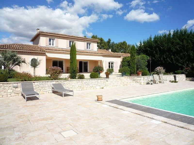 Vente de prestige maison / villa Avignon 690000€ - Photo 1