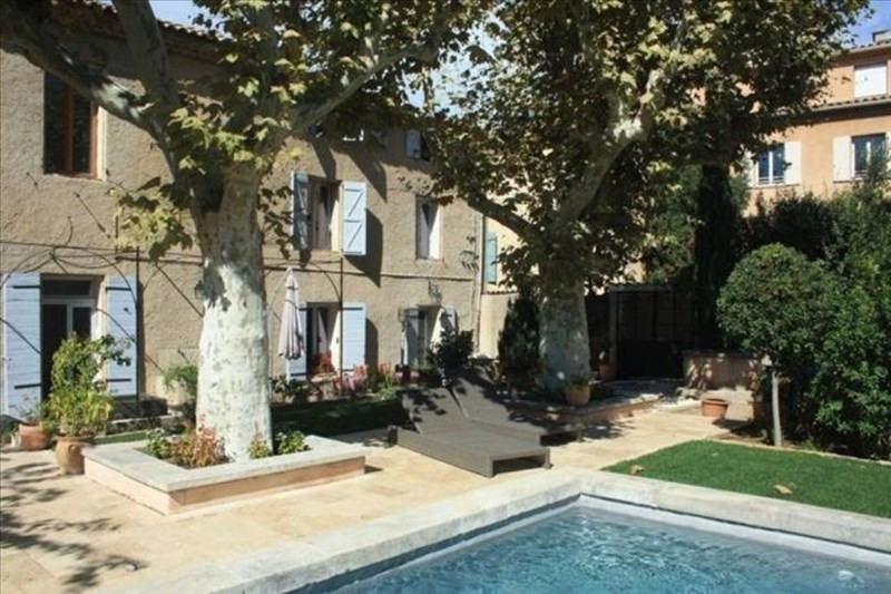 Verkauf von luxusobjekt haus Aix en provence 1155000€ - Fotografie 2