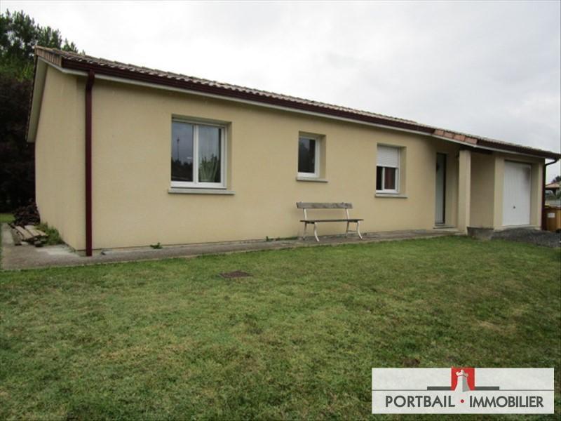 Sale house / villa St andre de cubzac 169600€ - Picture 8