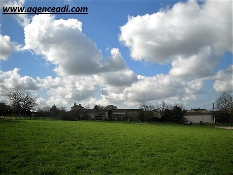 Vente terrain St maixent/la creche 86000€ - Photo 1
