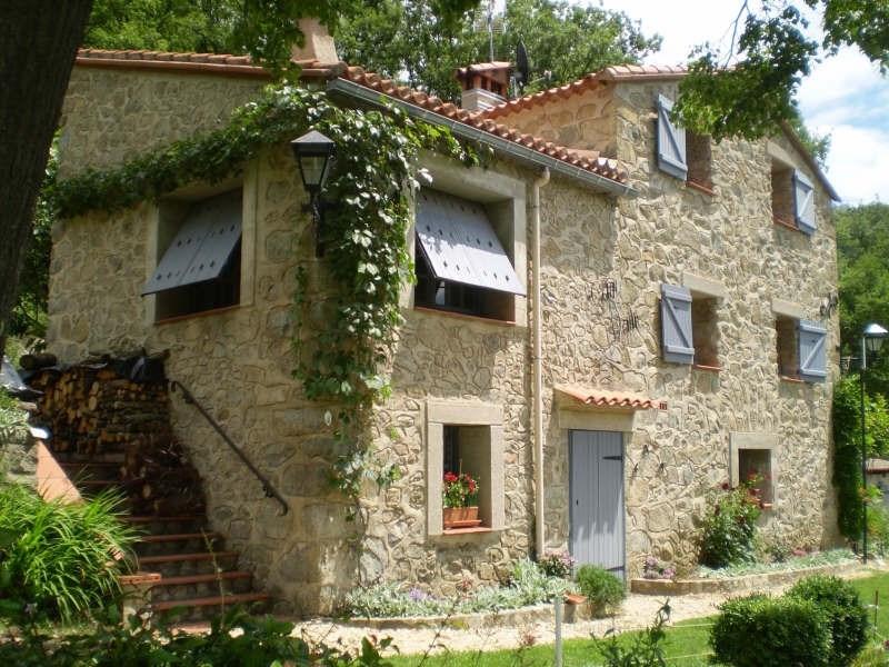 Vente de prestige maison / villa St laurent de cerdans 775000€ - Photo 1