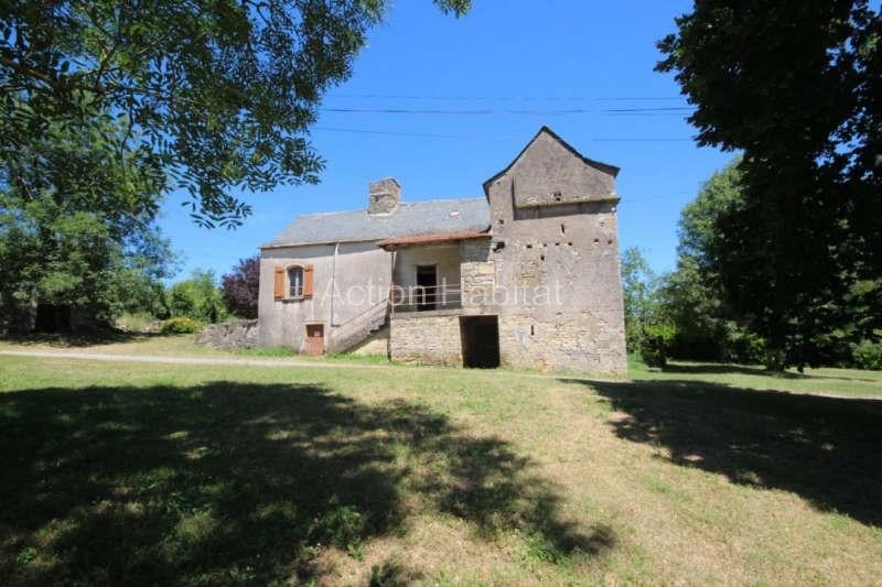 Vente maison / villa Caylus 85000€ - Photo 1