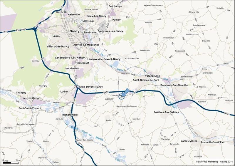 Location Local d'activités / Entrepôt Ville-en-Vermois 0