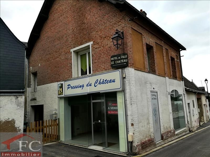 Sale building Chateau renault 74 800€ - Picture 1