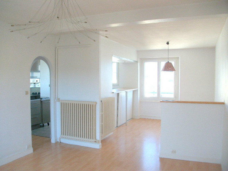 Rental apartment Brest 566€ CC - Picture 2