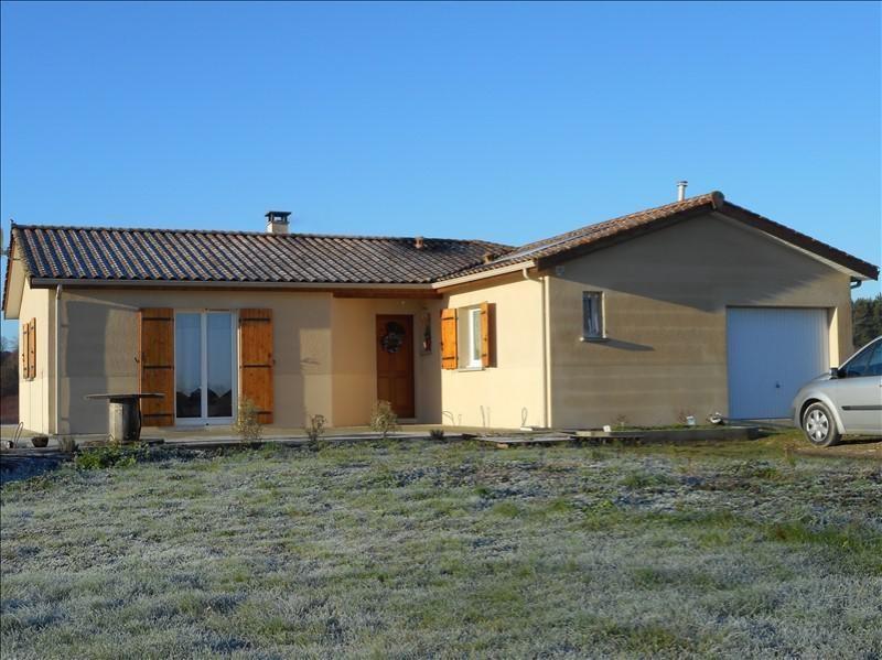Vente maison / villa Villefranche de lonchat 198000€ - Photo 1