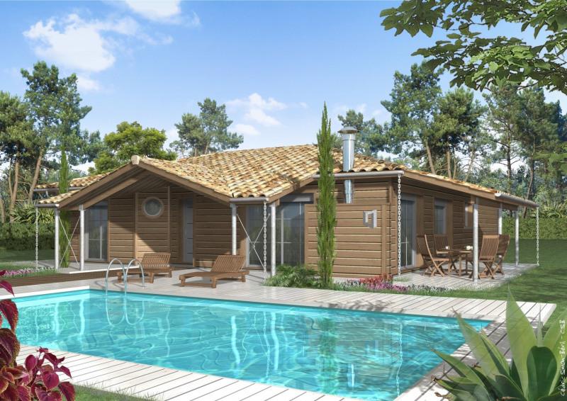"""Modèle de maison  """"Modèle de maison 5 pièces"""" à partir de 5 pièces Gironde par MAISONS QUADRI"""