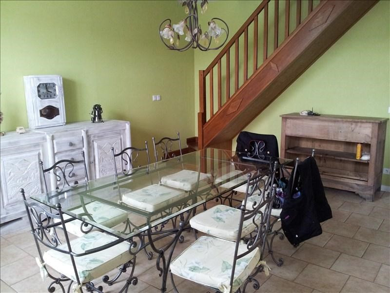Location maison / villa Aze 750€ CC - Photo 2