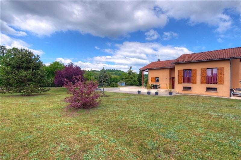 Vente maison / villa Morestel 399000€ - Photo 2