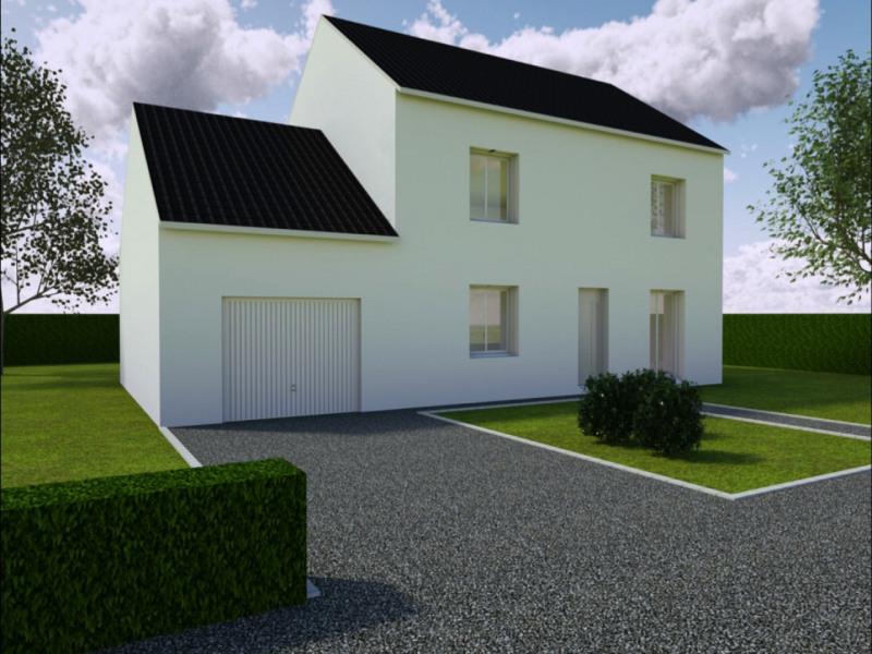 """Modèle de maison  """"Modèle de maison 5 pièces"""" à partir de 5 pièces Ardennes par PLURIAL HOME EXPERT"""