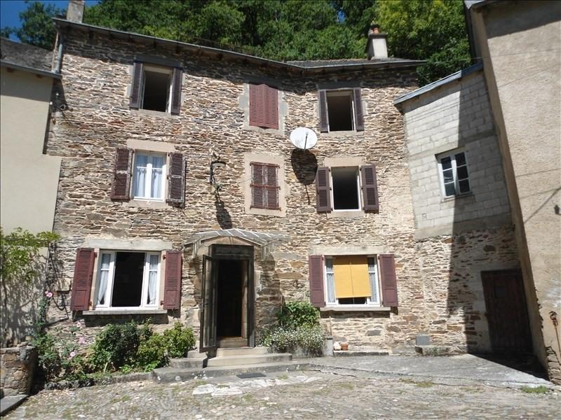 Vente maison / villa Pont de salars 123000€ - Photo 1
