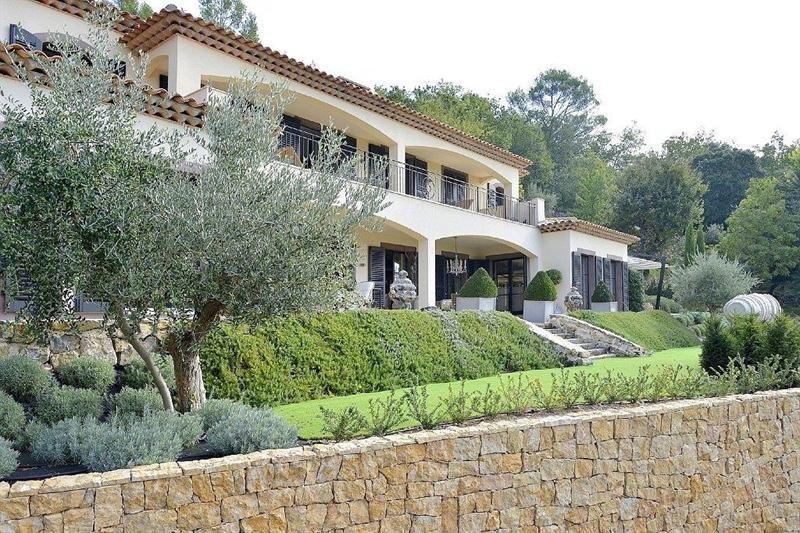 Vente de prestige maison / villa Le canton de fayence 2495000€ - Photo 7