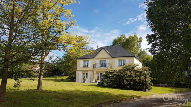 Vente de prestige maison / villa Canapville 710000€ - Photo 1