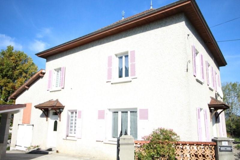 Vente maison / villa Morestel 289000€ - Photo 1