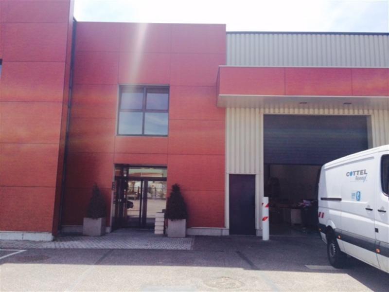Location Local d'activités / Entrepôt Fléville-devant-Nancy 0