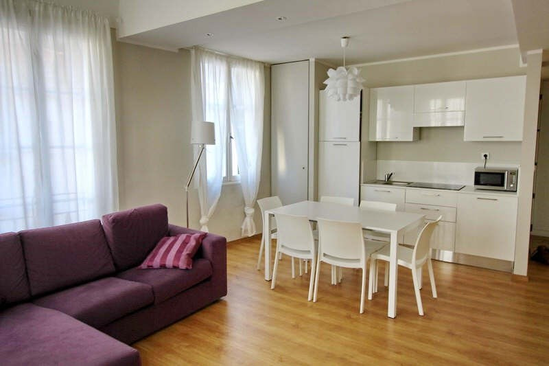 Rental apartment Nice 1010€+ch - Picture 1
