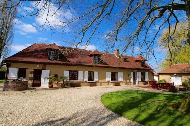 Vente maison / villa Conches en ouche 365000€ - Photo 1