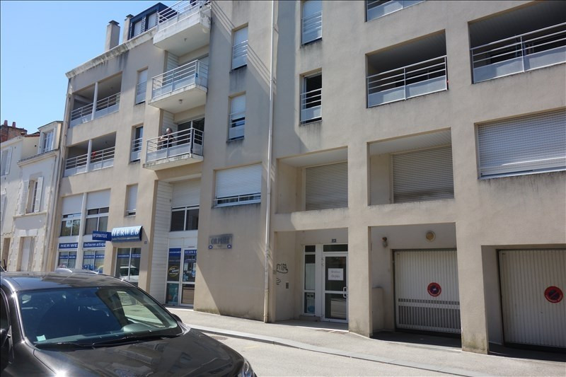 Vente appartement La roche sur yon 75 000€ - Photo 1