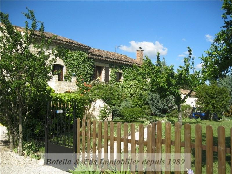 Vente de prestige maison / villa Uzes 798000€ - Photo 2