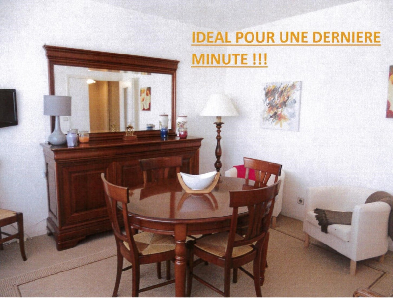Vacation rental apartment Royan 480€ - Picture 1