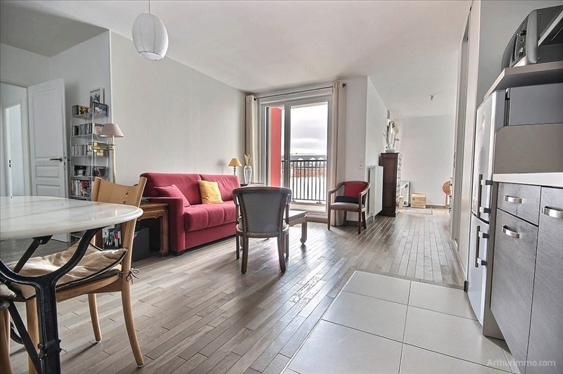 Vente appartement Asnieres sur seine 415 000€ - Photo 1