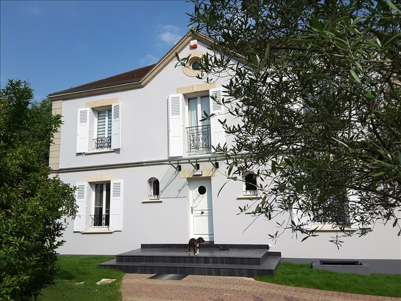 Revenda residencial de prestígio casa Villennes sur seine 995000€ - Fotografia 12