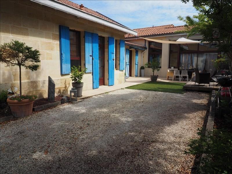 Vente maison / villa Margaux 320000€ - Photo 1