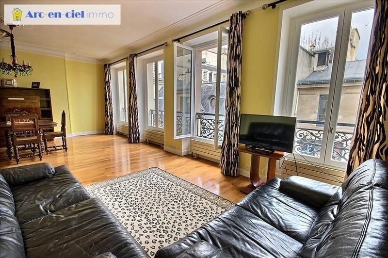 Rental apartment Paris 4ème 2595€ CC - Picture 1
