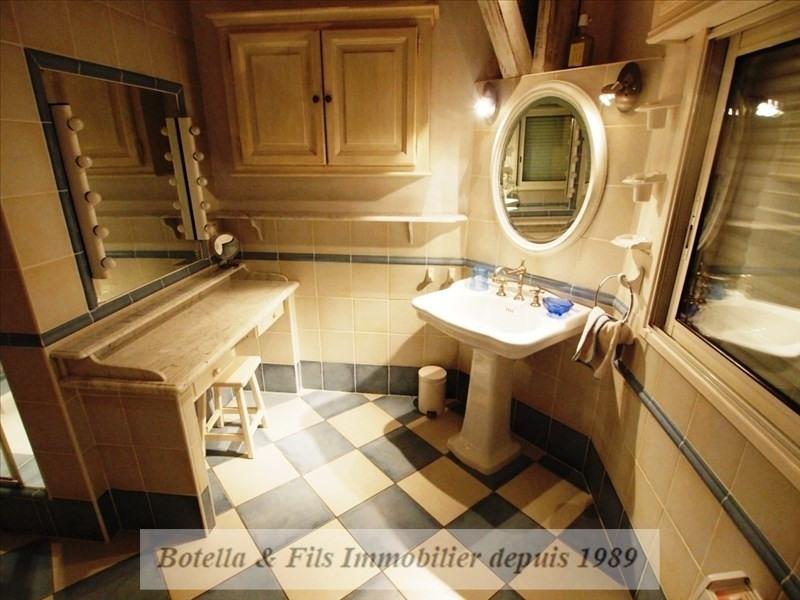 Immobile residenziali di prestigio casa Uzes 1575000€ - Fotografia 8