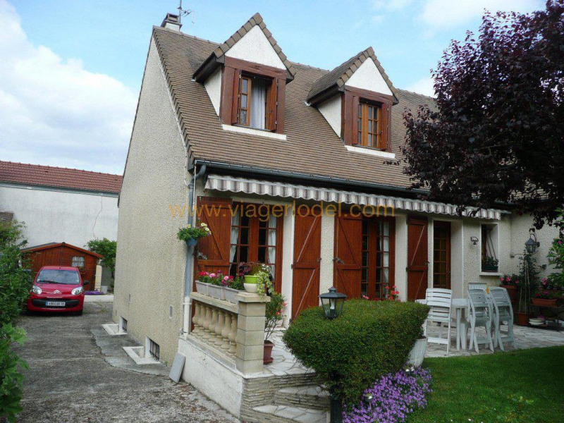 Life annuity house / villa Achères 90000€ - Picture 14