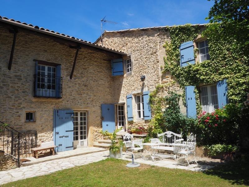 Immobile residenziali di prestigio casa Goudargues 550000€ - Fotografia 16