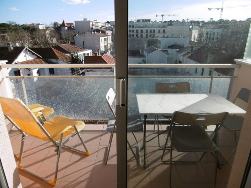 Location vacances appartement Arcachon 270€ - Photo 1