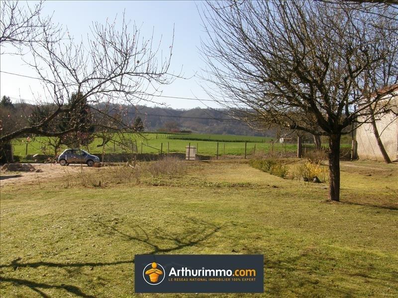 Vente terrain Morestel 70000€ - Photo 6