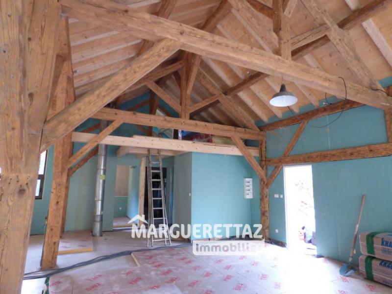 Vente maison / villa Mégevette 490000€ - Photo 7