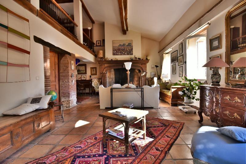 Verkauf von luxusobjekt haus Montastruc 650000€ - Fotografie 2