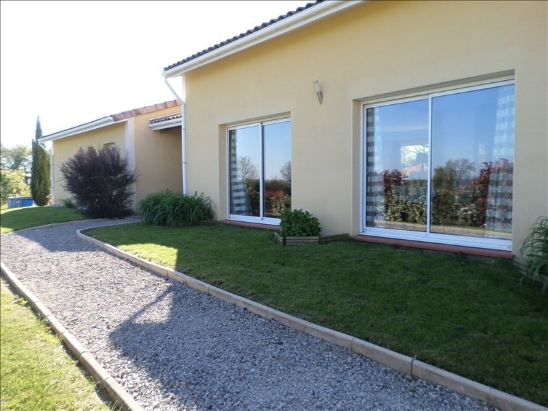 Vente maison / villa Vacquiers 315000€ - Photo 1