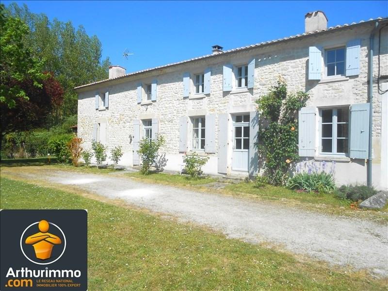 Sale house / villa Aulnay 247925€ - Picture 1