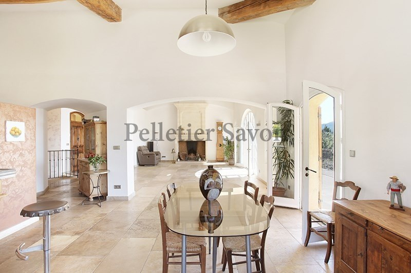 Verkoop van prestige  huis Le tholonet 1490000€ - Foto 8