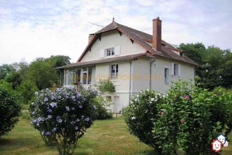 Lijfrente  huis Epineuil le fleuriel 59500€ - Foto 6
