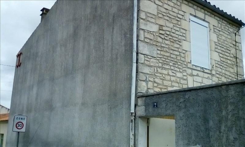 Vente maison / villa Fontenay le comte 49500€ - Photo 1