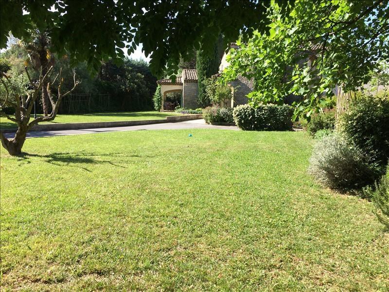 Vente de prestige maison / villa Lunel 695000€ - Photo 1