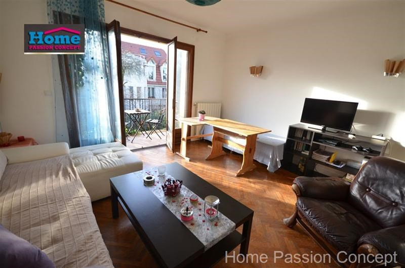 Vente appartement Nanterre 470 000€ - Photo 1