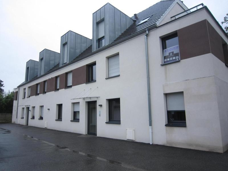 Location appartement La wantzenau 630€ CC - Photo 1