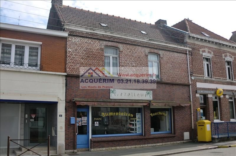 Produit d'investissement immeuble Dourges 219000€ - Photo 1