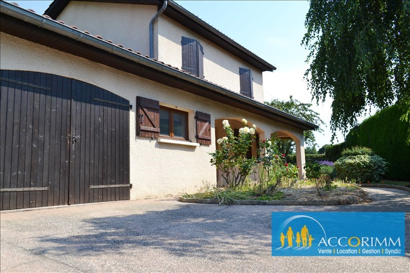 Vente maison / villa Mions 359000€ - Photo 2