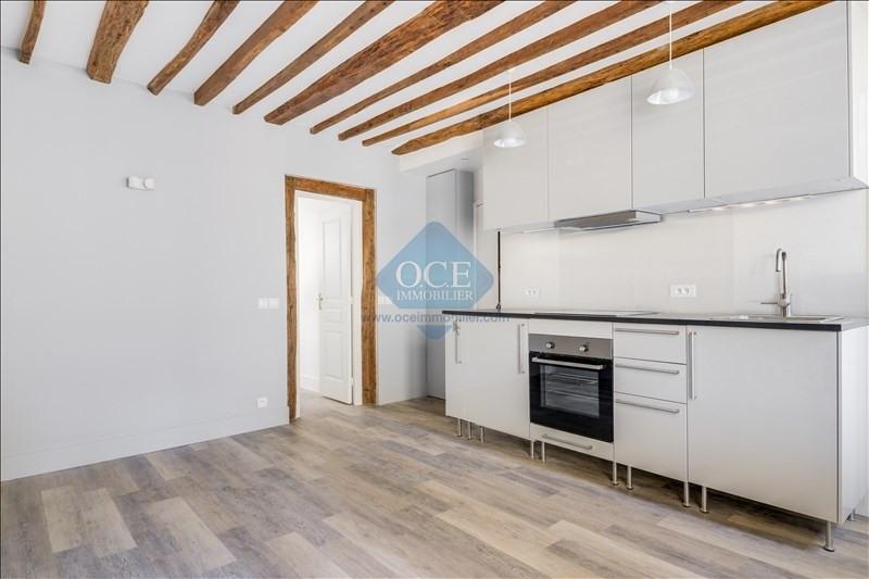 Vente appartement Paris 11ème 370000€ - Photo 2