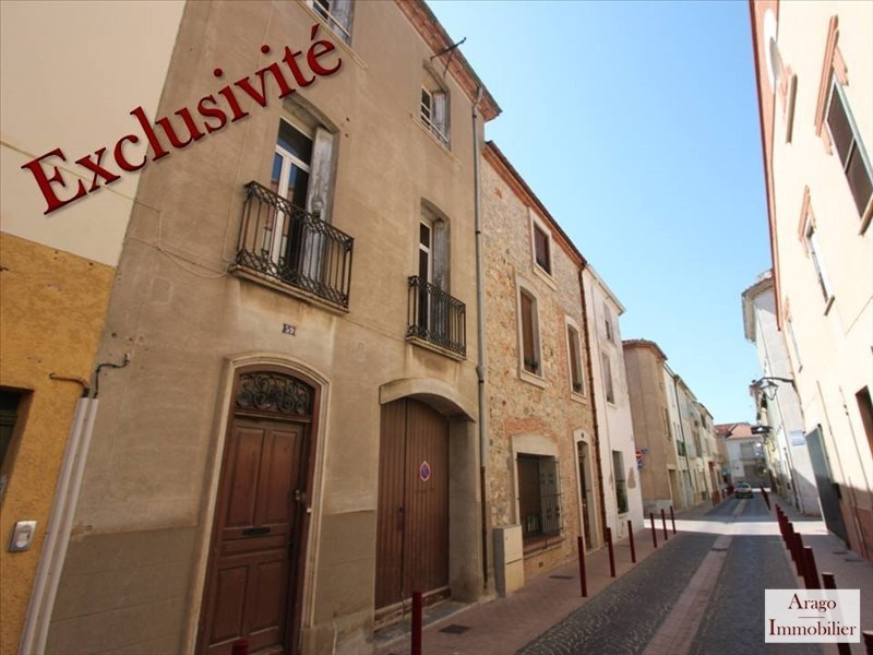 Vente maison / villa Rivesaltes 118 000€ - Photo 2