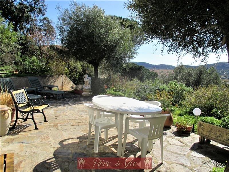 Sale house / villa Bormes les mimosas 375000€ - Picture 1