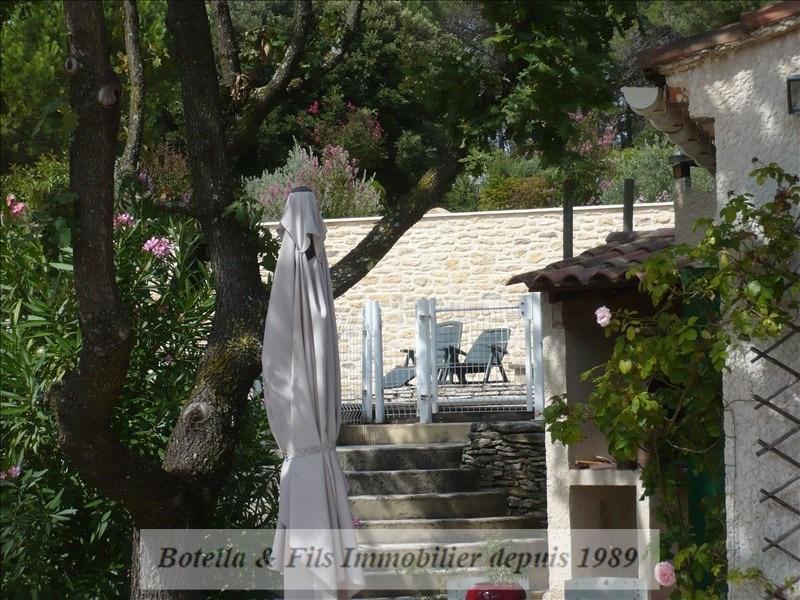 Sale house / villa Goudargues 419000€ - Picture 8